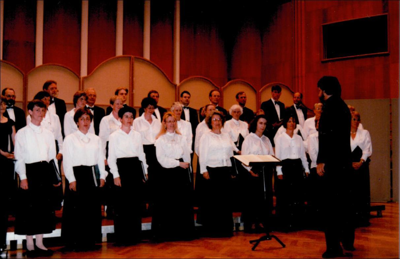 Villa Louvigny 10e anniversaire 1997