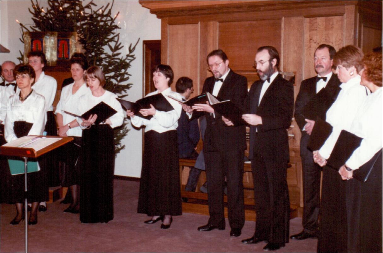 Bettange sur Mess 1991
