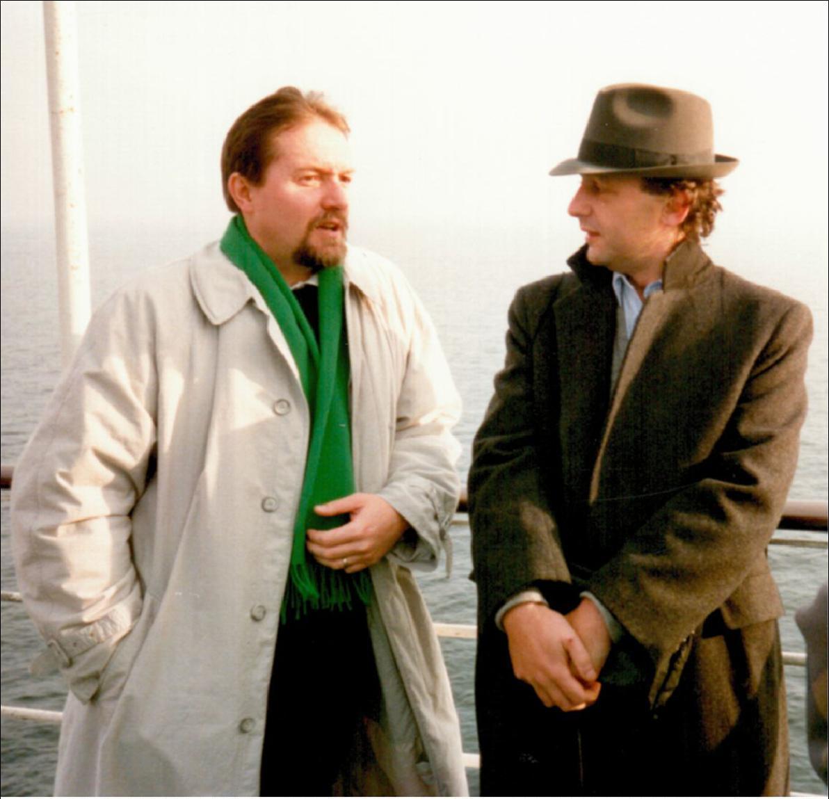 Le President et le Chef 1989