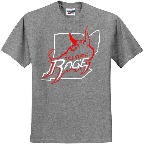 R-29B Youth 50/50 Cotton/Poly T-Shirt