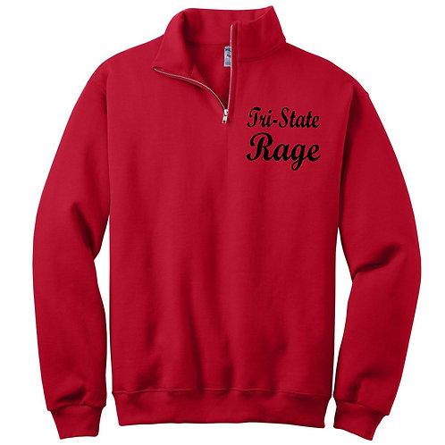 R-995Y Youth 1/4 Zip Sweatshirt