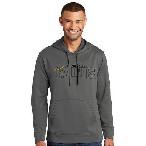 SN-PC590H Adult Fleece Hooded Sweatshirt