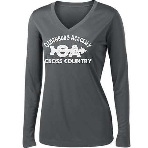 01-LST353LS Ladies' Long Sleeve Competitor Tee