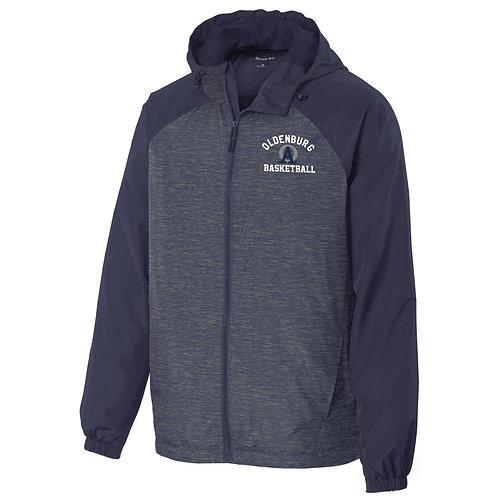 9-JST40 Hooded Wind Jacket