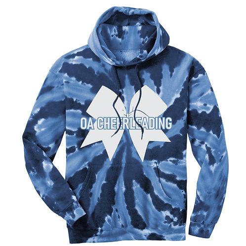 11-PC146 Tie Dye Hooded Sweatshirt