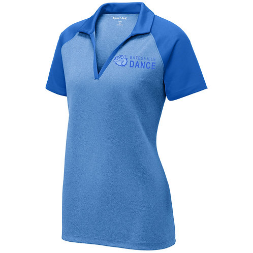 BD-LST641 Ladies' Racer Mesh Polo