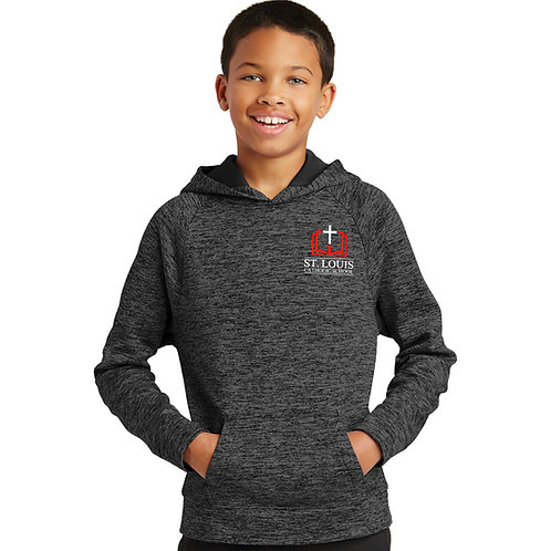 SL-YST225 Youth Electric Heather Hoodie