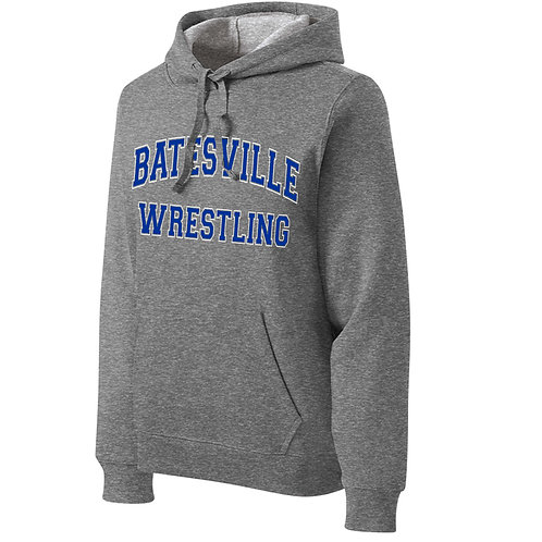 BW - ST254 Adult Pullover Hoodie