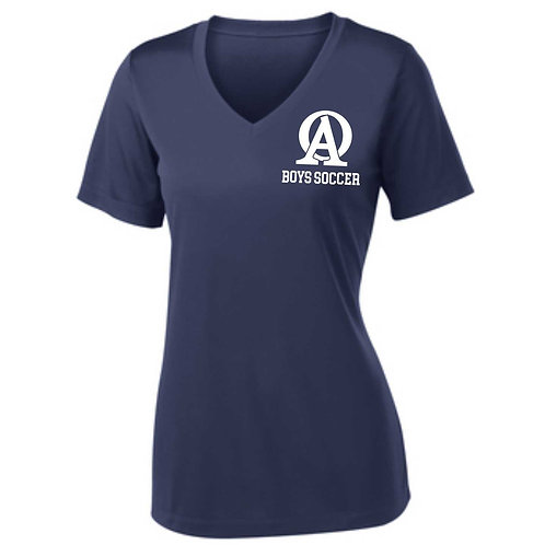 04-ST353 Ladies' Competitor V-Neck Tee
