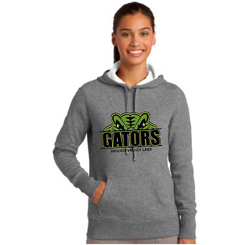 G-LST254 Ladies' Pullover Hooded Sweatshirt