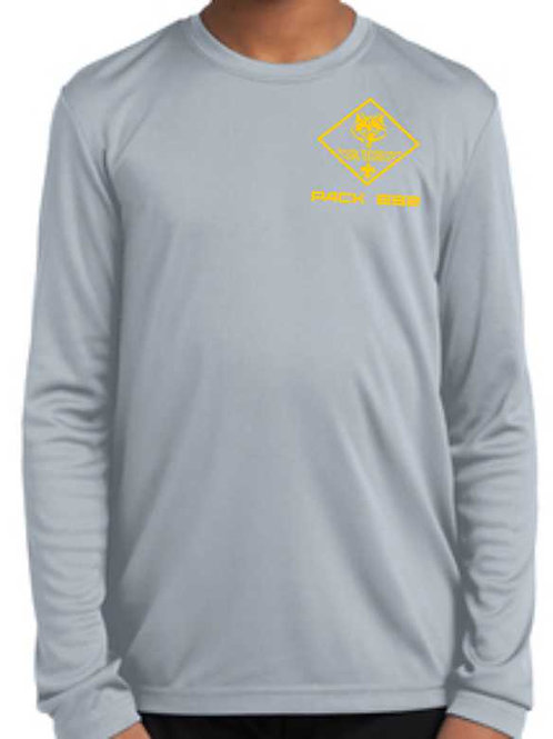 6YST350LS Youth Long Sleeve Competitor Tee