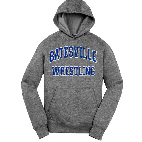 BW - YST254 Youth Pullover Hoodie