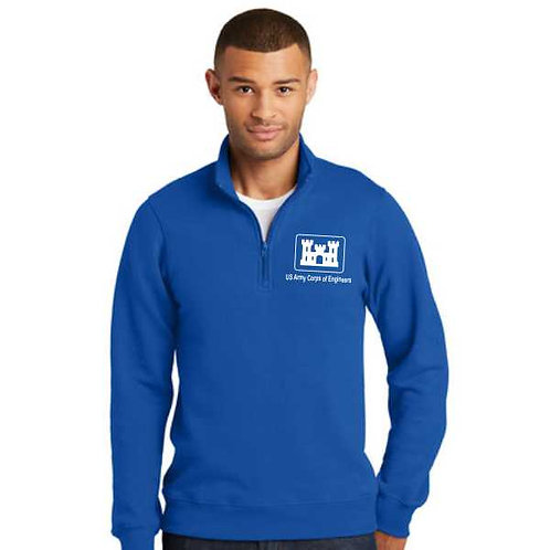 PC850Q 1/4-Zip Pullover Sweatshirt
