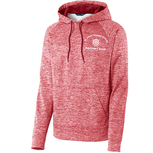 SA-ST225 Adult Electric Heather Hoodie