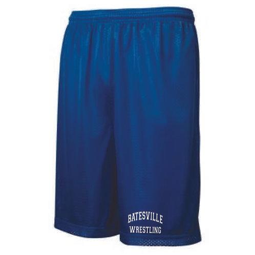 BW - ST510 Adult Mesh Short