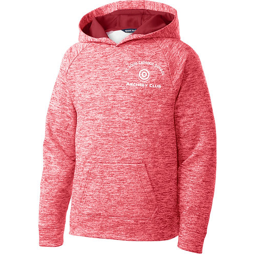 SA-YST225 Youth Electric Heather Hoodie