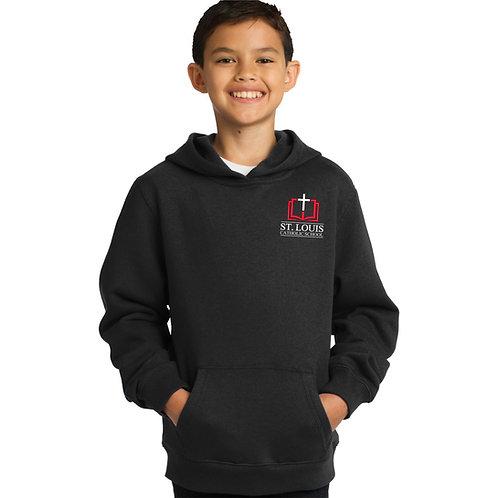 SL-YST254 Youth Hooded Sweatshirt