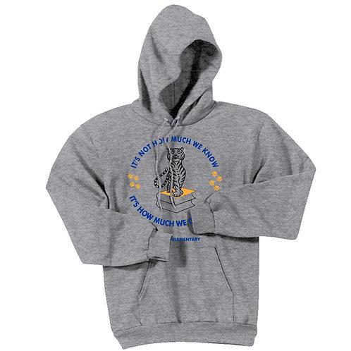 SMPC78H Hooded Sweatshirt w/Motto