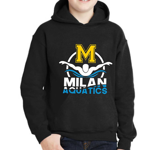 MA-18500B Youth Hooded Sweatshirt