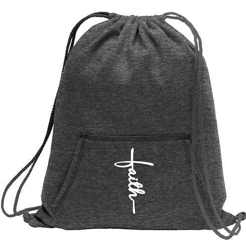 TF-BG614 Fleece Sweatshirt Cinch Pack