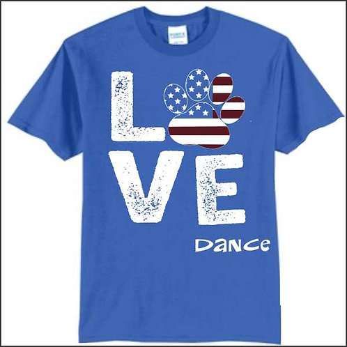 2PC55 Personalized Adult Basic Tee