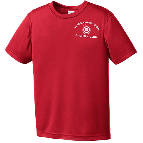 SA-YST350 Youth Competitor Tee