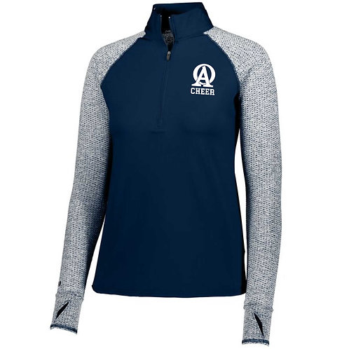 11-22705 Ladies Axis 1/2 Zip Pullover