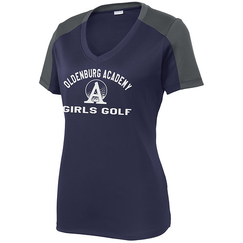 03-LST354 Ladies' Competitor V-Neck Tee