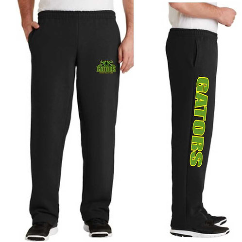 G-12300 DryBlend® Open Bottom Sweatpant