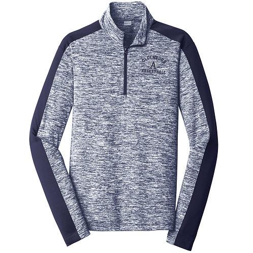 9-ST397 1/4-Zip Pullover