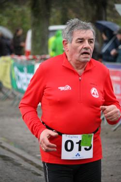 KWB jogging Putte Grasheide 2,5km