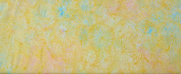 Batik Pastel - 615 Fireworks