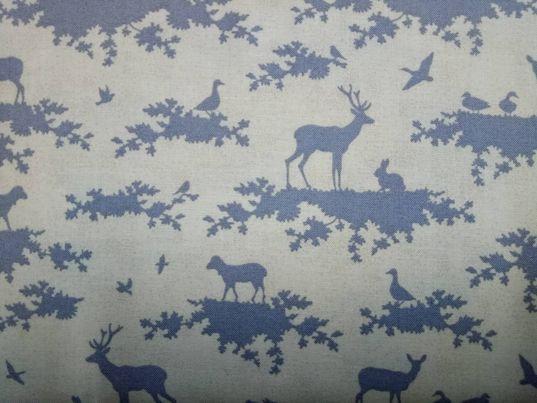 Forest Slate Blue - 481044