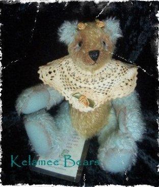 """Annie 22cm - 9"""" Mohair Bear"""