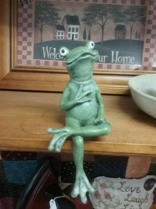 Frog Ledgesitter