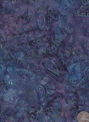 Batik -Paisley 518
