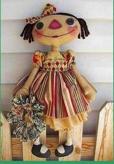 Cloth Dolls & Craft Classes