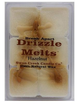 Hazelnut Drizzle