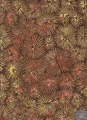 Batik -Fireworks 493