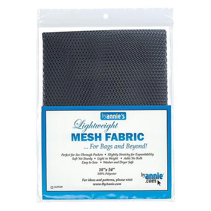 By Annie's Mesh Fabric - Navy