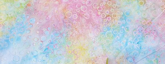 Batik Pastel - 601 Bubbles