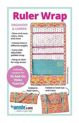 Ruler Wrap Pattern - By Annie