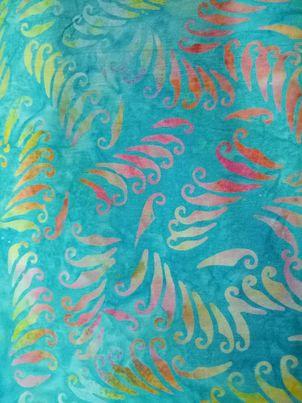 Dragonflies & Butterflies - Batik - 804