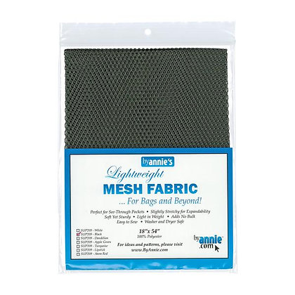 By Annie's Mesh Fabric - Black