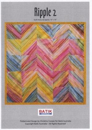 Ripple 2 Quilt Pattern