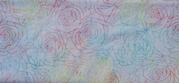 Batik Pastel - 602 Roses
