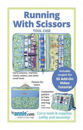 Running With Scissors Pattern - By Annie