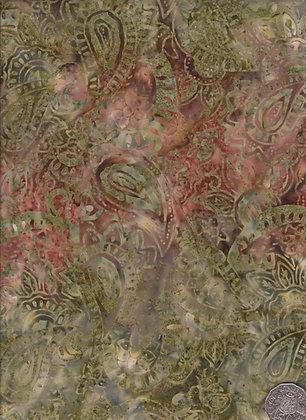 Batik -Paisley 519