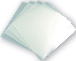 Stencil Plastic - Mylar - Clear