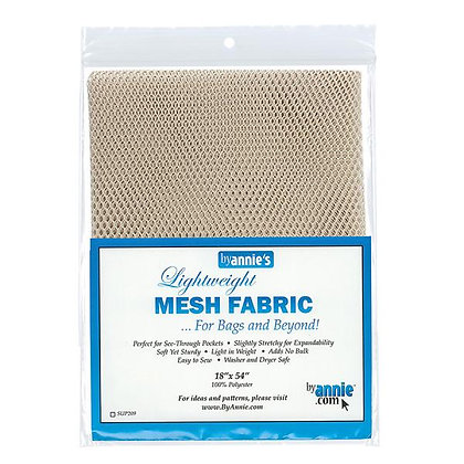 By Annie's Mesh Fabric - Natural